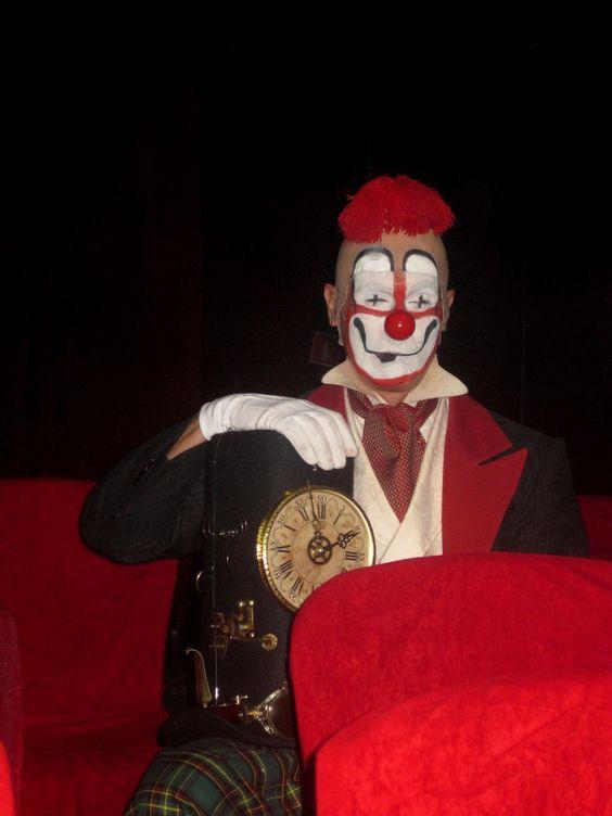 'Carillon' Clown