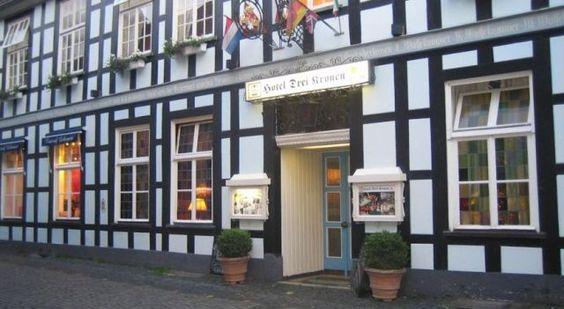 Hotel Drei Kronen - #Hotel - EUR 52 - #Hotels #Deutschland #Tecklenburg http://www.justigo.lu/hotels/germany/tecklenburg/drei-kronen-tecklenburg_214515.html
