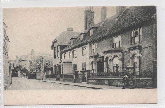 The Vicarage Bridge Street Wye Ashford Kent Slaughter Family Interest Ebay Family