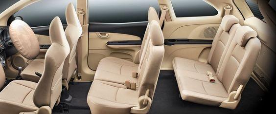 Interior Mobil Honda Mobilio | Gadai BPKB