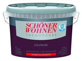 Schöner Wohnen Trendfarbe Lounge seidenglänzend 1 l
