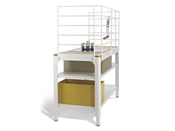 Kilian Schindler . concept kitchen, for Naber