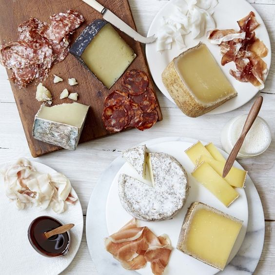 Master cheesemongers from Murray's Cheese and Whole Foods Market share their advice with AD | archdigest.com