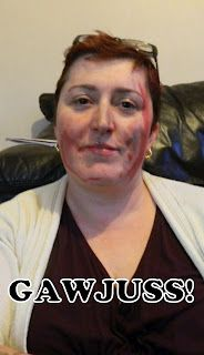 Nickie from Typecast Gets A 'Professional' Make-Over!