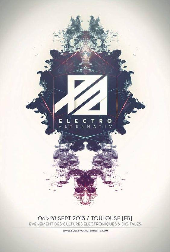 poster / Electro Alternativ 2013.