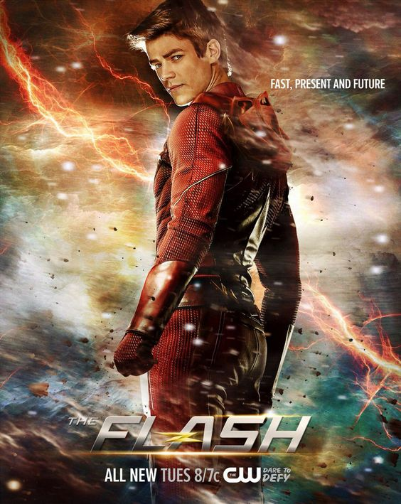 Cw The Flash Season 3 Spoilers How Long Will Flashpoint Timeline The Flash Season 3 The Flash Poster The Flash Grant Gustin