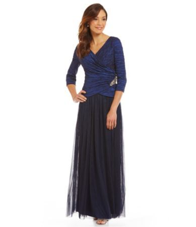 Shop for Alex Evenings Stretch Taffeta A-Line Gown at Dillards.com. Visit Dillards.com to find clothing, accessories, shoes, cosmetics & more.…