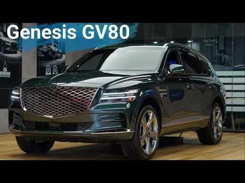 Genesis Gv80 Hyundai Genesis Hyundai Genesis
