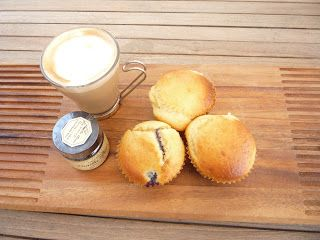 family food: Bueberry Muffins