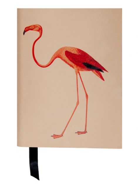 Flamingo notebook