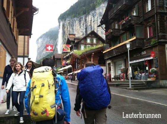 Lauterbrunnen on foot | hut-to-hut hiking