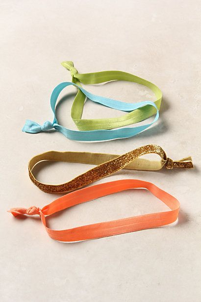 Multitude Headbands, so pretty, but so expensive for something so easy to make