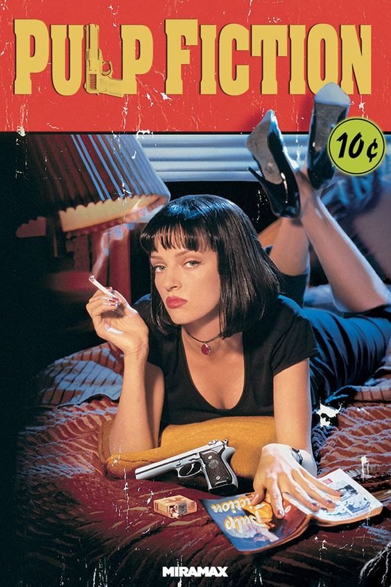 [HD-1080p] Pulp Fiction  FULL MOVIE HD1080p Sub English  #PulpFiction # #fullmovie #fullmovieonline #streamingonline #pinterestmovie