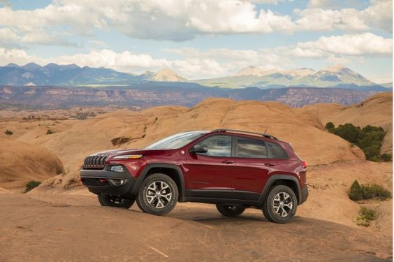 2017 Jeep Cherokee Review, Ratings, Specs, Prices, and Photos - The Car…