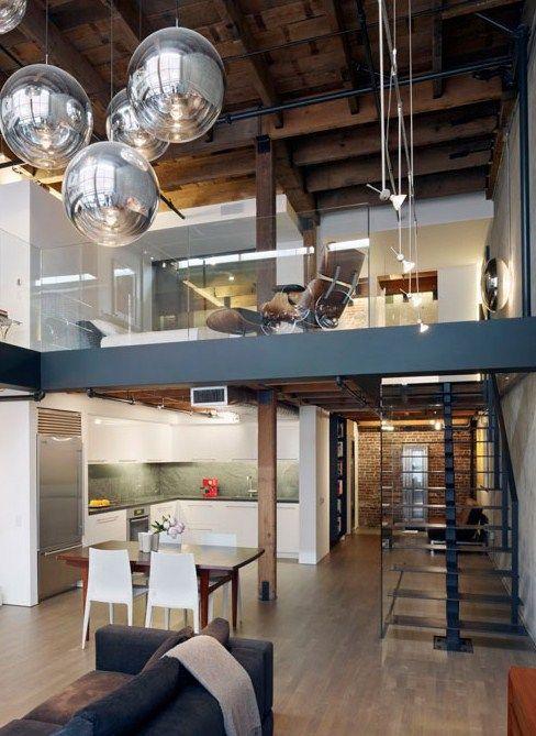 20 Diy Design How To Build A Mezzanine Floor Ideas At Cost In 2020 Warehouse Living Mezzanine Floor Warehouse Home