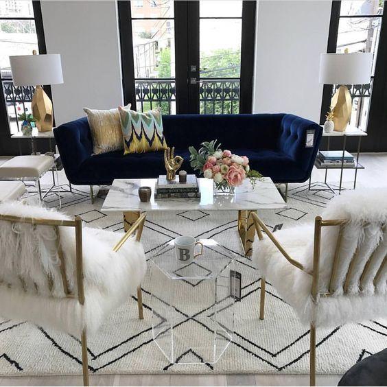 Velvet Furniture Inspirations Living Room Decor Glam Living Room Decor Glam Living Room Velvet Living Room