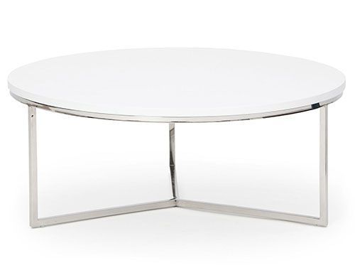 Structube living room accent tables eclipse white home