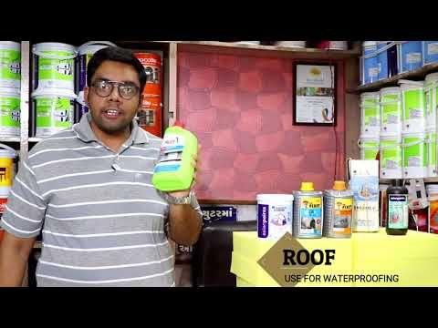 Waterproofing Range Best Waterproofing Products Youtube In 2020 Paint Repair Asian Paints Make It Yourself