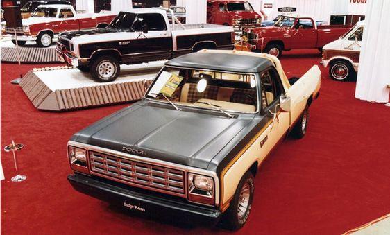 exhibitor 1965 dodge truck - Google Search