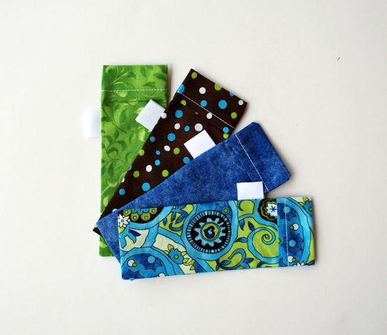 DPN Storage Pocket  Sock Needle Protector  5 inch by MonkeyMuffin, $8.00