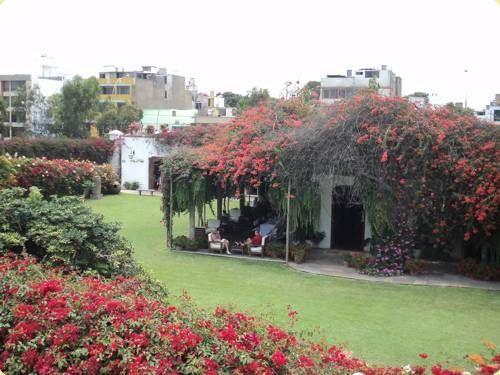 Restaurant at Larco Museum