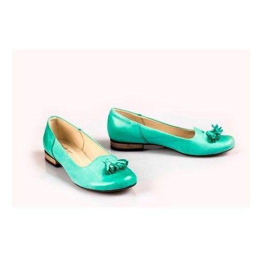 Noi Bor Balerina Zold Dt031 Manozo Hu Balerina Shoes Fashion