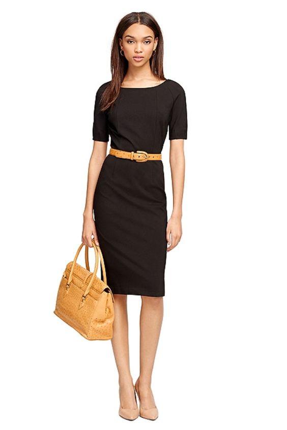 Galerry sheath dress work
