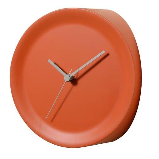 Alessi Ora In Orange Corner Wall Clock GIA20 O
