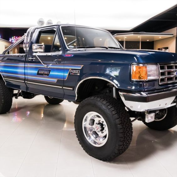 Rare 1987 Ford F 250 Big Foot Edition For Sale Lifted Ford Trucks Ford Pickup Trucks Ford
