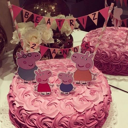Bolo Peppa Pig 40 Modelos Belissimos Para Caprichar Na Festa