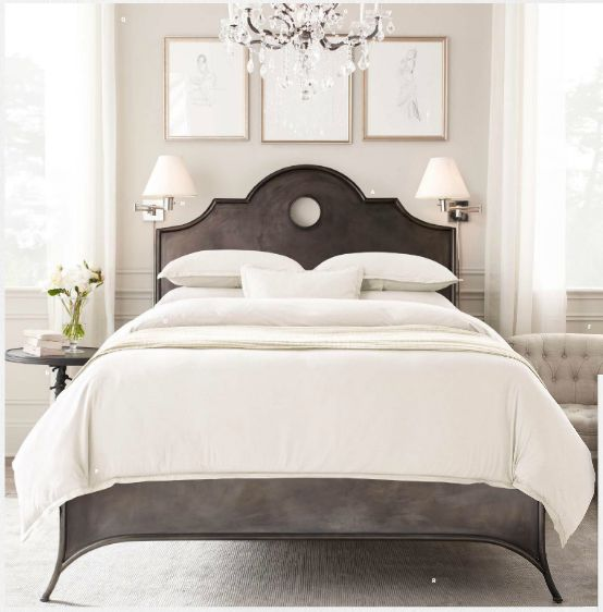 Restoration Hardware Anthropologie Pintowin Decorating With Gray Pinterest Simple