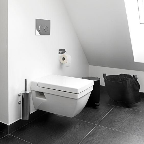 Simple living, badeværelses indretning, badeværelses inspiration ...