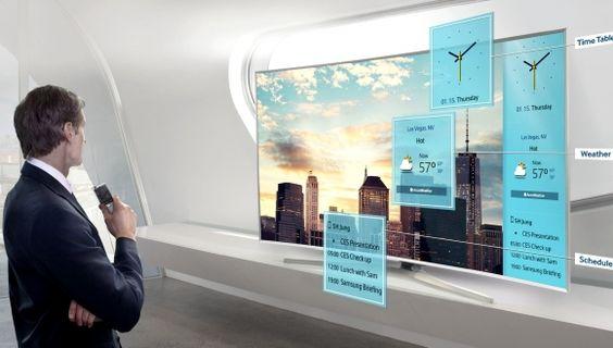 Samsung JS9000 SUHD Akıllı TV
