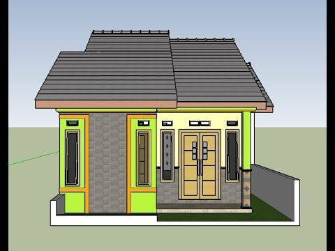 Pin Di Model Rumah Terbaru