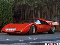 Fiat Abarth 2000 Pininfarina Coupe 2 litre Straight-4 RWD 1969