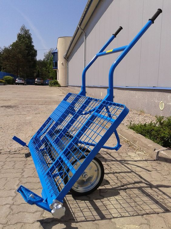 Wozek Brukarski Do Kostki Bruk Jazon Krab2 Krab3 6790572202 Allegro Pl Construction Cart Hand Trucks