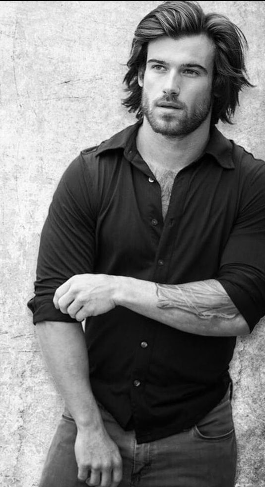 10 Hairstyles For Long Hairs Long Hair Styles Men Grow Long Hair Long Hair Styles