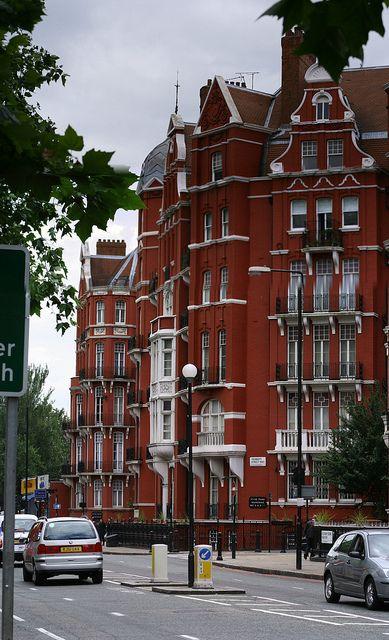 Hyde Park Mansions, London