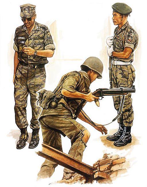 VNMC (Vietnamese Marine Corps)