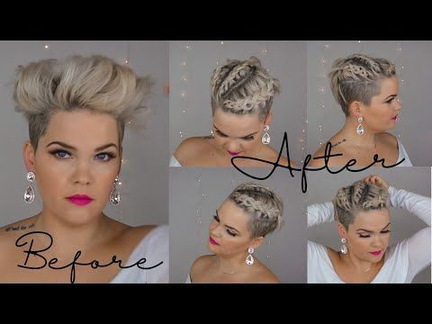 Kurze Haare Flechten Fur Anfanger Und Fortgeschrittene Salirasa Youtube Kurze Haare Flechten Frisuren Kurze Haare Flechten Kurze Haare Pony Flechten