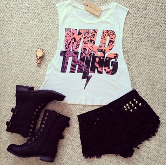 Very Acacia Brinley/Andrea Russett inspired outfit idea!! Follow me!