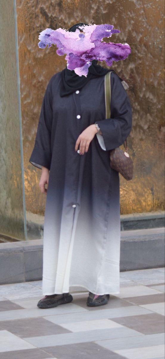 عبايه اومبري Fashion Dresses Academic Dress