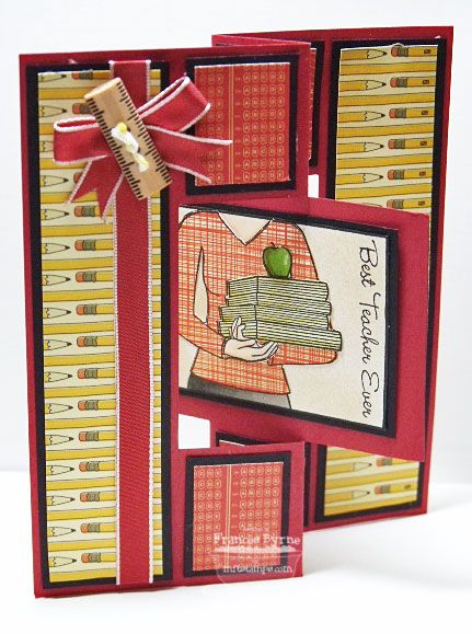 Teacher's Pet Swing Card