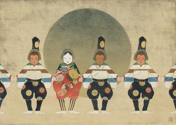 山科 理絵 (1977 - ) Rie Yamashina