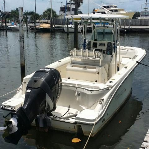 Deep sea center console fishing boats and boats on pinterest for Deep sea fishing boat