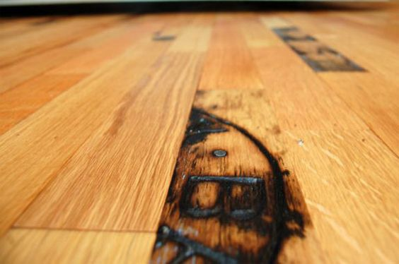 McCay Flooring upcycles wood from a specific and unusual source: old  barrels. Old oak whiskey barrels, to be specific. | [ Upcycled ] |  Pinterest | Whiskey ...