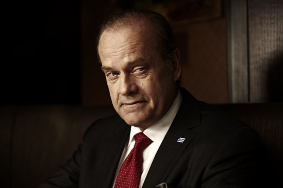 kelsey grammer by Mitch Jenkins