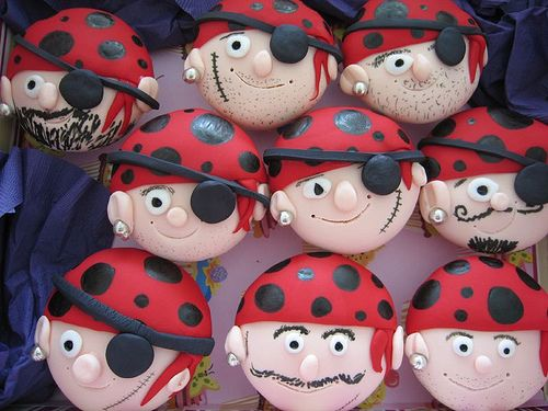 Pirate party?: Cutest Cupcakes, Party Cupcakes, Cakes Cupcakes, Pirates Cupcakes, Creative Cupcakes, Food Cupcakes