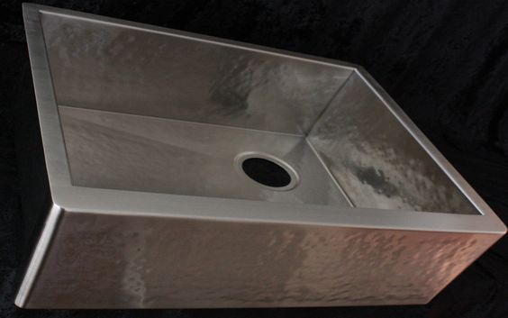 ... sink stainless sinks stainless steel apron sink sink hammered hammered
