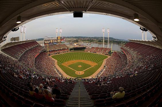 Great American Ballpark - No better place to be...